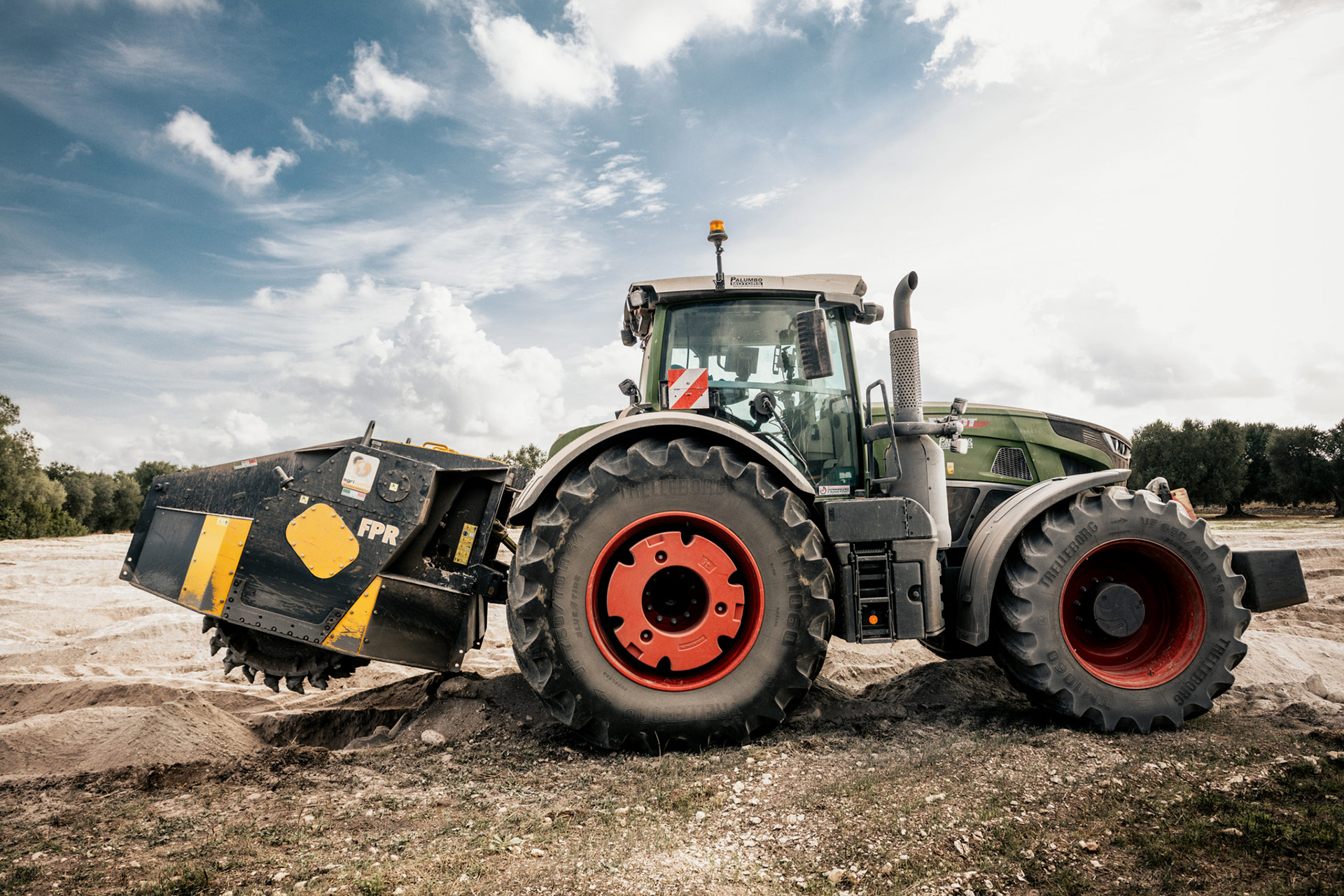 fresa per roccia-rock cutter-macchine agricole-altamura-italy